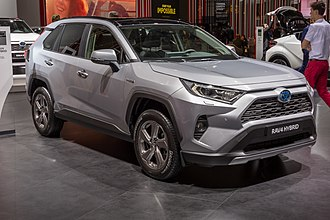 Sport utility vehicle - Toyota RAV4