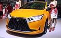Toyota Yaris Legian Concept (2015 Gaikindo Indonesia International Auto Show, 08-23-2015), South Tangerang - front.jpg