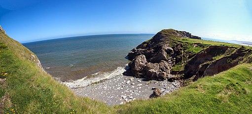 Traeth Penrhyn, Penrhyn Bay, Llandudno LL30 3RN, UK - panoramio (2)