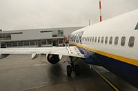 EI-DLX - B738 - Ryanair