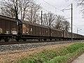 Train Marchandises Ligne Mâcon Ambérieu près Route Prales Perrex 3.jpg