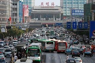 Transport in Yunnan