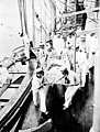 Transferring SMS Emden's wounded to Empress of Russia after Battle of Cocos Nov 1914.jpg
