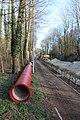 Travaux d'assainissement de la rue Ditte à Saint-Rémy-lès-Chevreuse le 16 février 2014 - 01.jpg