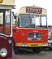 Trent Motor Traction tow truck 1952 AEC Militant truck GSU 841 with ECW RH bus rebody.jpg