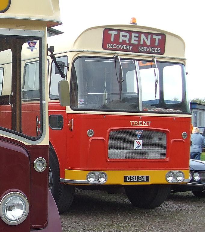 File Trent Motor Traction Tow Truck 1952 Aec Militant