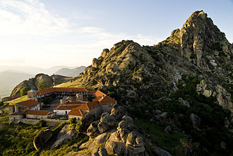 Treskavec Monastery - Image: Treskavec Monastery 02