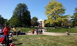 Triton College - Triton's Campus