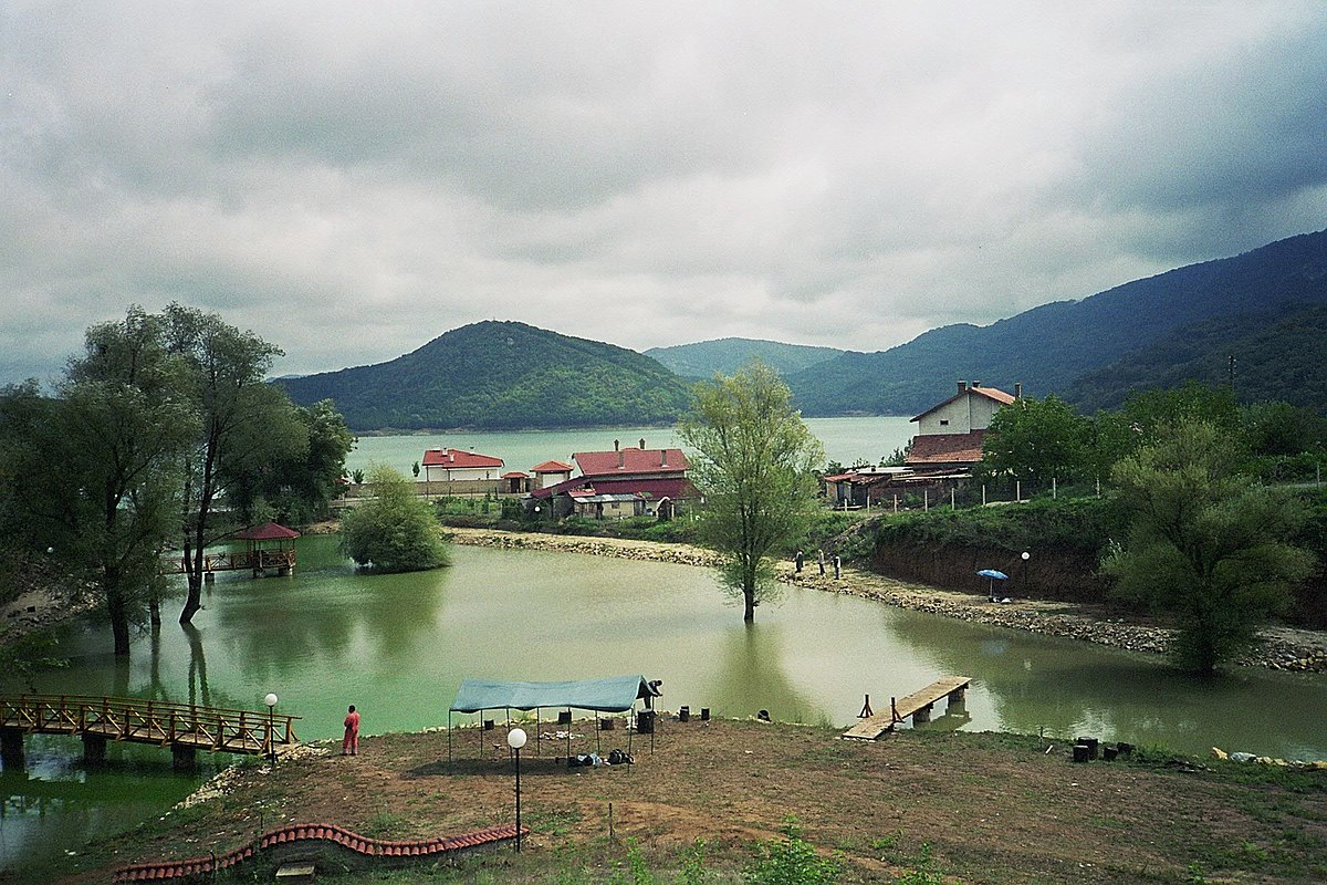 Tsonevo Reservoir Wikipedia