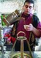 Turkish coffee in Abu Ghosh.jpg