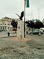 Turulmadár (Istók János, 1933), Deák tér, Nagykanizsa 009.jpg
