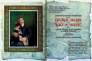 <i>Twenty Dollars a Week</i> 1924 film