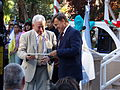 Twinning agreement between Trelew, Argentina, and Caernarfon, Wales 46.JPG