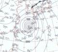 Typhoon Emma September 3 1956.png