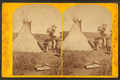 U-in-tah Utes - the elk skin tent, by Hillers, John K., 1843-1925.png