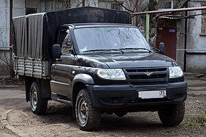 UAZ - UAZ Cargo