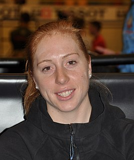 Allison Beveridge Canadian cyclist