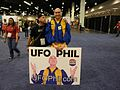 UFO Phil and Doc the Gaffer at Vidcon 2012.jpg