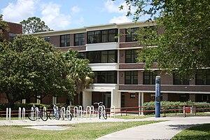 North Hall (Gainesville, Florida) - Image: UF North Hall
