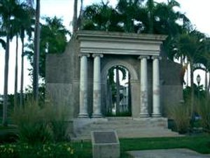 University of Puerto Rico - Portico of the Mayagüez Campus (RUM)