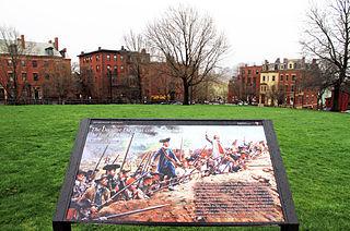Monument Square Historic District (Charlestown, Boston, Massachusetts) United States historic place