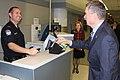 USCBP Commissioner Kerlikowske visits CBP workers at JFK International Airport on Christmas Day (15951022279).jpg