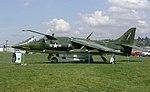 USMC BAE AV-8C Harrier, Seattle Museum Of Flight, Washington.jpg