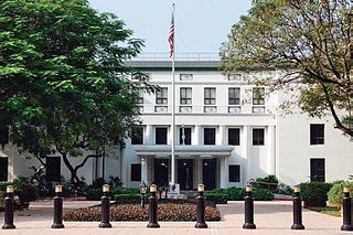 Embassy of the United States, Manila