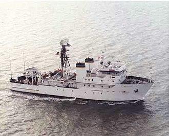USNS Stalwart (T-AGOS-1) - USNS Stalwart