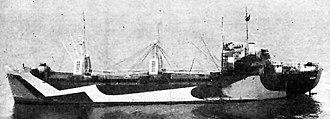Type C1 ship - USS Alamosa – typical Type C1-M vessel