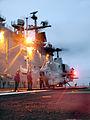 US Navy 010802-N-4106R-001 reflueling an AH-1 aboard USS Belleau Wood.jpg