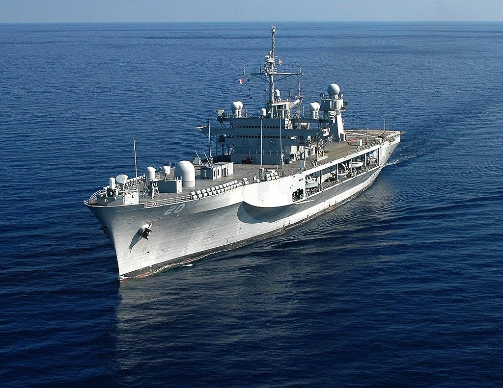 "Флагманский корабль 6-го флота ВМС США ""Маунт Уитни"" вошел в Черное море - Цензор.НЕТ 5351"