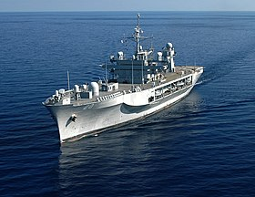 Image illustrative de l'article USS Mount Whitney (LCC-20)
