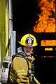 US Navy 090224-N-5345W-119 A firefighter surveys the scene of a simulated terrorist attack.jpg