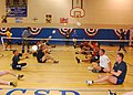 US Navy 091016-N-6326B-127 Naval Medical Center San Diego hosted the United States Olympic Committee Paralympic Military Sports camp.jpg