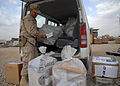 US Navy 100123-N-9564W-052 Sailor delivers mail in Afghanistan.jpg
