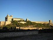 Monasterio de Uclés, sede de la Orden de Santiago