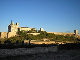 Monastery Headquarters of Saint Jacques Order, and the Templar Castle of Uclés