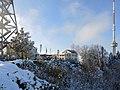 Uetliberg - Uto Kulm - Gipfelplateau, Standort des keltischen Oppidums und der mittelalterlichen 'Uetliburg' 2012-10-29 15-53-03.jpg