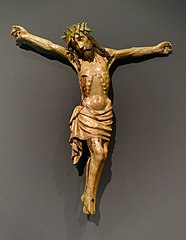 Ukřižovaný Kristus z Chebu