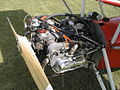 Ultralight trike equipped with Volkswagen Beetle engine.jpg