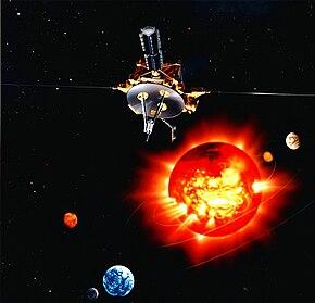 Ulysses (spacecraft) - Wikipedia