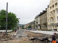 Umbau der Werthmannstraße in Freiburg für die Stadtbahn.jpg