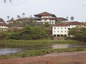 University of Ruhuna - The University of Ruhuna, Northern hill