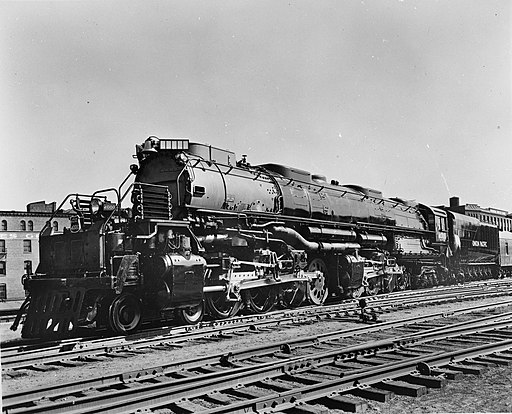 Union Pacific Big Boy 4000 1941