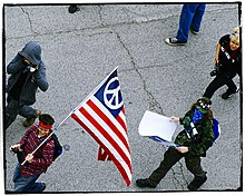 United States of Peace - Occupy Chicago, May Day march.jpg
