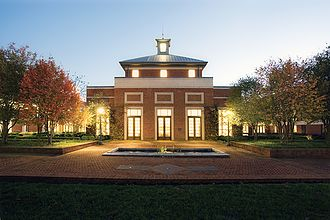 University of Virginia School of Law - Clay Hall and Caplin Pavilion