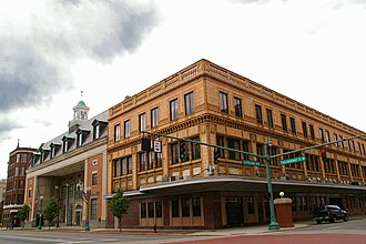 Canton, Ohio - Upper Downtown Canton Historic District