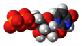 Uridine diphosphate anion 3D spacefill.png