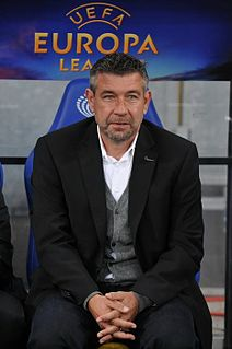 Urs Fischer (footballer) Swiss footballer and manager